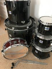 Komplett-Drumset Yamaha Stage Custom mit