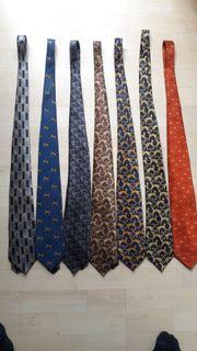 Krawatten LANVIN Paris