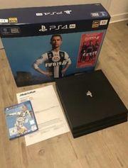 PS4 Pro 1TB FIFA 19