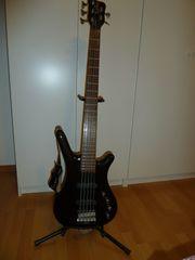 Warwick Bass-Guitar Kult E-Bass Rockbass