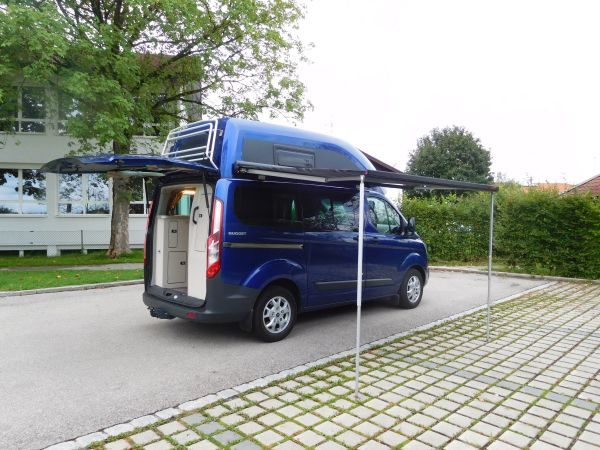 ford nugget campingbus in riemerling wohnmobile kaufen. Black Bedroom Furniture Sets. Home Design Ideas