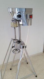 Dosenverschließmaschine - Dosenverschlussmaschine DV 5 R
