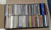Ganze Kiste CDs