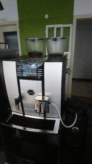 Kaffeevollautomat Jura Giga x7 incl