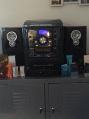 Stereoanlage Markengerät wie neu super