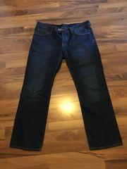 Herren Jeans Tommy Hilfiger dunkelblau
