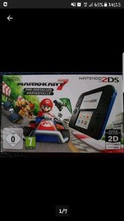 Nintendo 2DS Mario