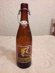 alte Bierflasche