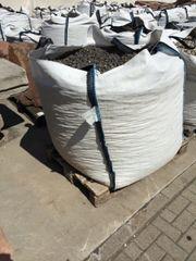 Big Bag für Gartenabfälle Splitt