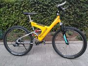 NP 1750 Fully Mountainbike Steppenwolf