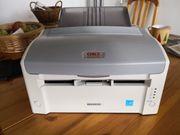Kleiner Laserdrucker sw