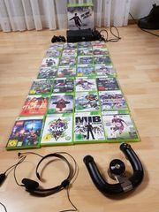 Microsoft Xbox 360 Konsole mit