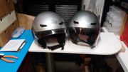 Helme für Motorrad