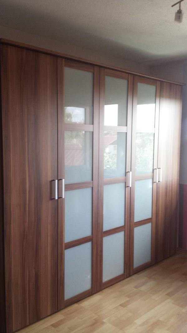 Schlafzimmer komplett 5 teilig Nussbaum gebraucht in Römhild ...