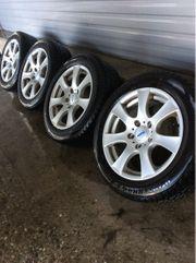 Winterreifen + Felgen BMW