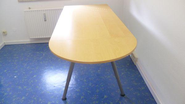 Ikea Buroeinrichtung Schreibtisch Burostuhl Etc In Poing