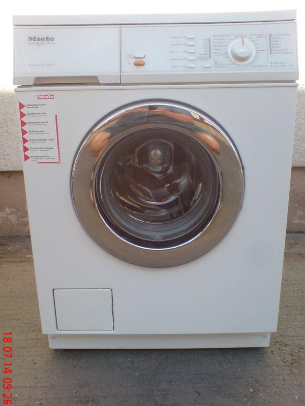 Miele Waschmaschine kaufen / Miele Waschmaschine gebraucht - dhd24.com
