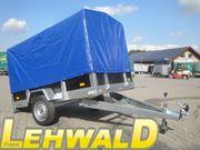 750kg Planenanhänger, 2.