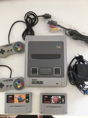 Super Nintendo mit