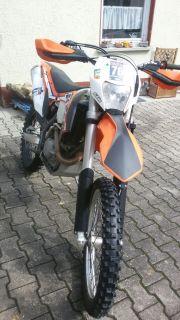 Verkaufe KTM 500