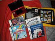 Nintendo 3 Ds Weinrot