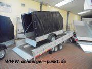 PKW Autotransporter TANDEM Universal Anhänger