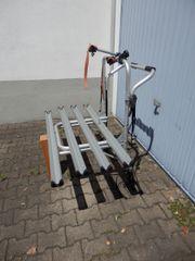 4-fach Fahrradträger
