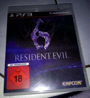 PS3 Spiel Resident Evil