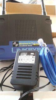 Linksys Wireless-G 2 4 GHz