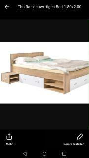 Reserviert) Doppelbett mit