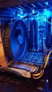 Kleiner kompakter Gaming PC