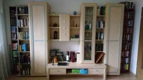 Wohnwand modern gebraucht kaufen nur 4 st bis 60 g nstiger for Gebrauchte anbauwand