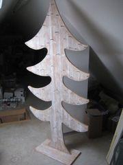 Dekobaum aus Holz