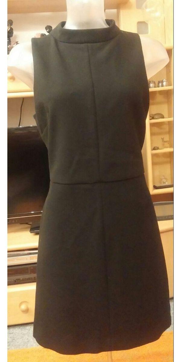 Damen Kleid Cocktailkleid Abend Kleid Gr.L(S) in Schwarz von Zara ...