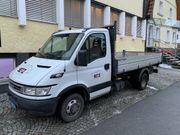 Vermiete Iveco Pritschenwagen 3-Seiten Kipper