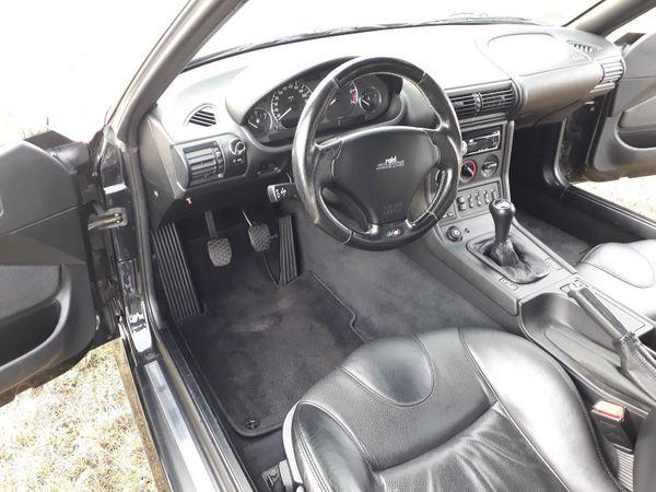 BMW Z3 roadster 2. 8 - Heynitz - BMW, Z3, Cabrio, Benzin, 142 kW, 181600 km, EZ 11/2000, Schaltgetriebe, Schwarz. Sehr schöner gepflegter BMW Z3 Roadster mit M Ausstattung im original ZustandExtras:- Gewindefahrwerk- Hamann Auspuff- Bereifung vorne 225 auf 8,5 x17 hinten 255 a - Heynitz