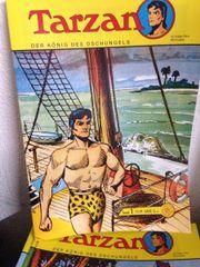 Tarzan Lehning Verlag Hethke Nachdrucke