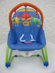 fast neue Babywippe-