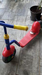 Roller Marke Kettler rot blau