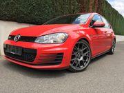 Volkswagen Golf GTD -