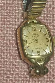 Damen Armbanduhr Berg Parat