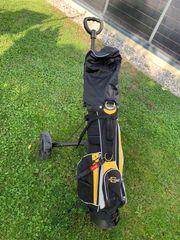 Golf Set Kinder mit Trolley