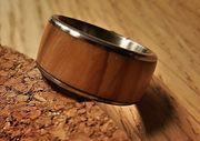 Ring aus Holz - ideal zur