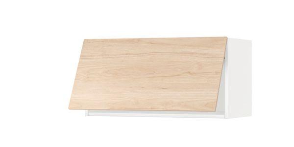 IKEA METOD, Wandschrank horizontal, 80cm x 40cm, Front ...