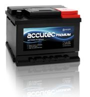 RM-BATTERIEN Autobatterie 12V 65Ah 540A