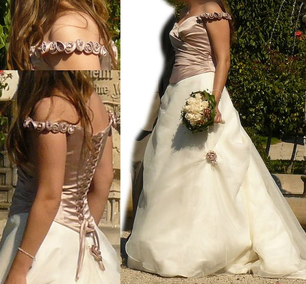 Brautkleid calanthe gebraucht