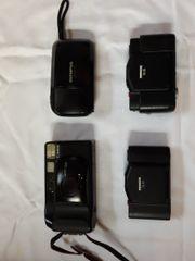 Kleinbildkameras Sammlung