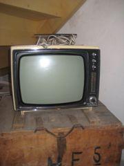 Nostalgie schwarzweiß Fernsehr