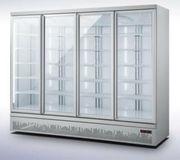 NEUWARE Kühlschrank Getränkekühlschrank Wandkühlregal Kühlregal