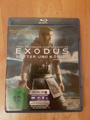 Exodus - Götter und Könige BlueRay